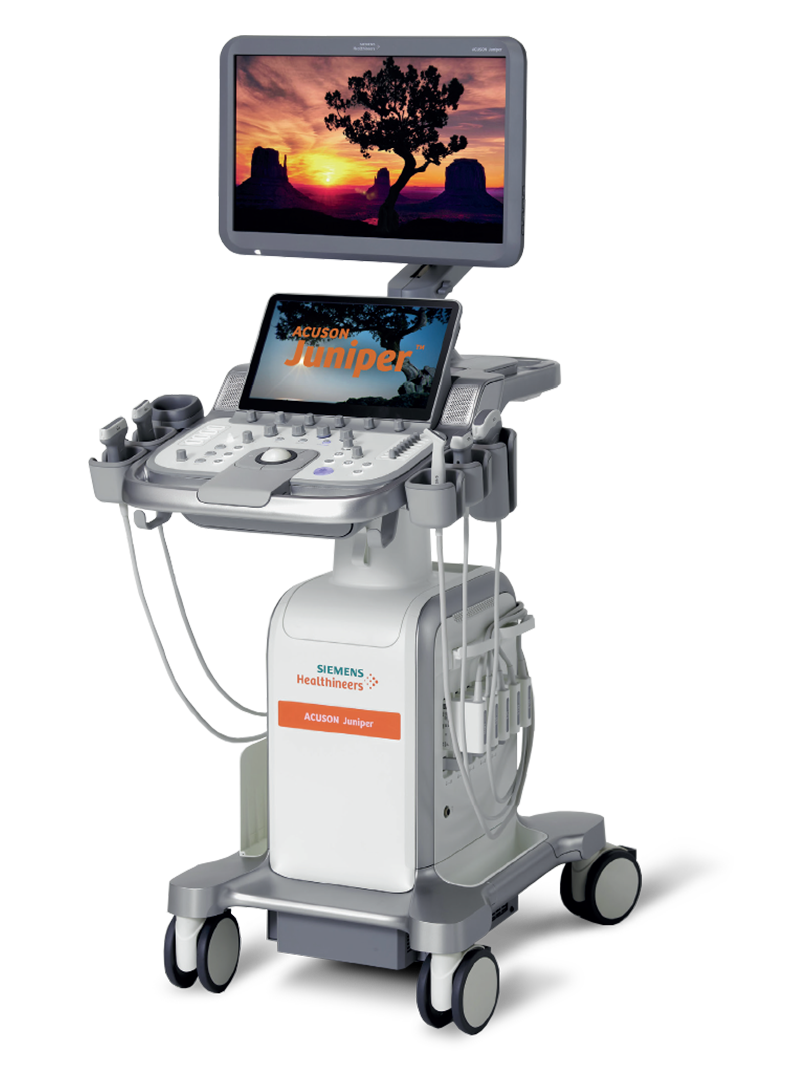 Platinum HealthCare - Siemens Acuson Ultrasound Equipment